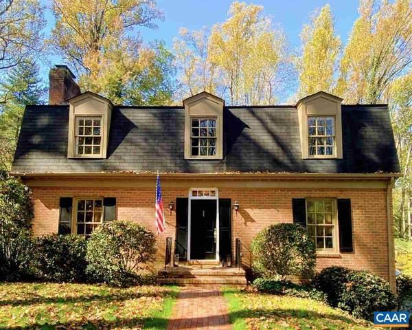 941 Rosser Ln, CHARLOTTESVILLE, VA 22903 (MLS #608148) :: KK Homes