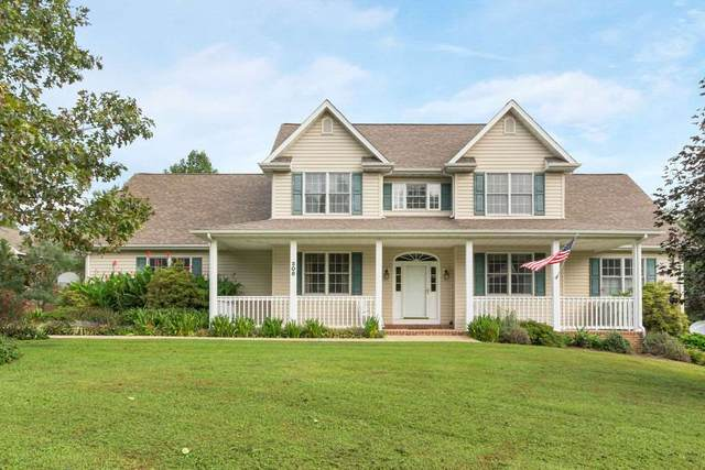 308 Mountainside Dr, STANARDSVILLE, VA 22973 (MLS #608638) :: Real Estate III