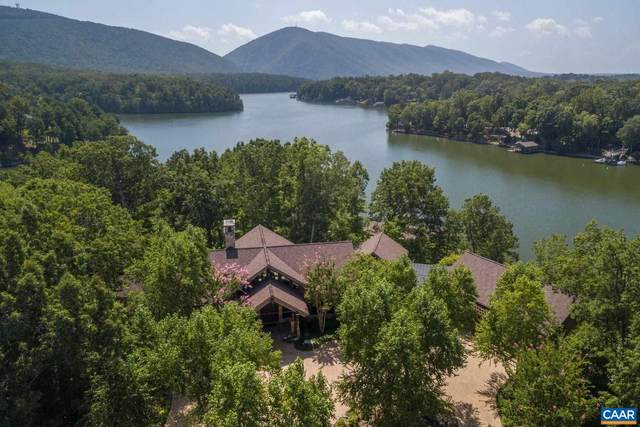 721 Gobbler Ridge Ln, Huddleston, VA 24104 (MLS #609371) :: Jamie White Real Estate