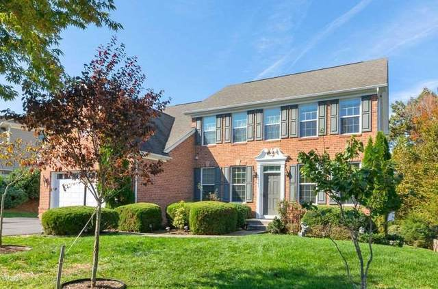 2541 Montgomery Ridge Rd, CHARLOTTESVILLE, VA 22911 (MLS #609438) :: Jamie White Real Estate