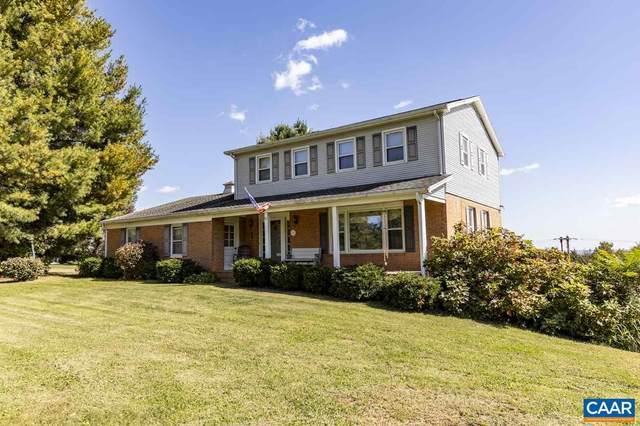7935 Old Green Mountain Rd, Esmont, VA 22937 (MLS #611305) :: Real Estate III