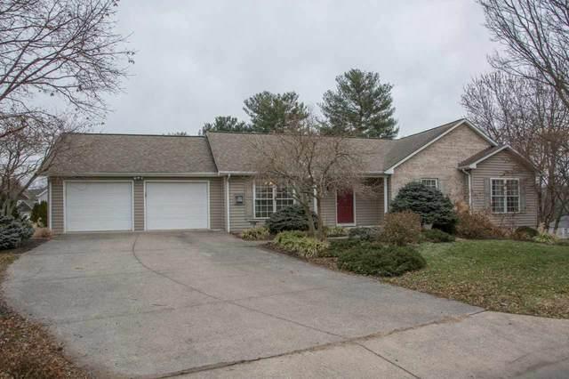 828 Honeysuckle Ln, HARRISONBURG, VA 22802 (MLS #612475) :: KK Homes