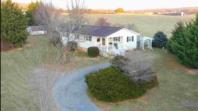 100 Spitler Cir, GREENVILLE, VA 24440 (MLS #612534) :: KK Homes