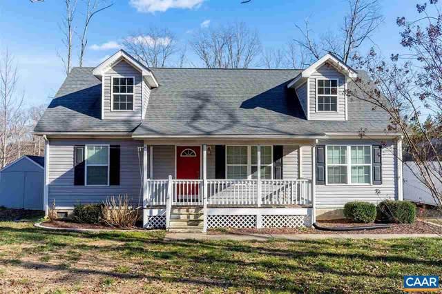 228 East St, GORDONSVILLE, VA 22942 (MLS #612657) :: Jamie White Real Estate