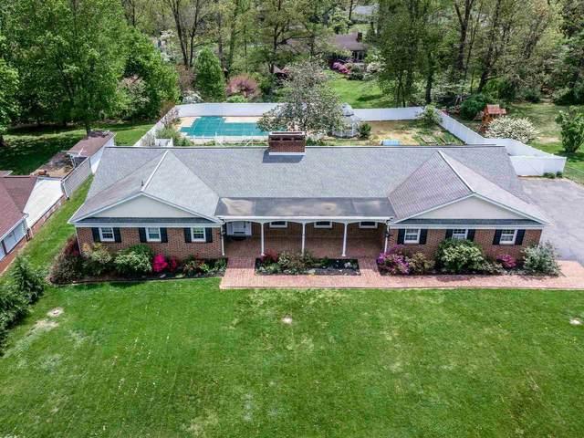 524 Woodside Ln, WAYNESBORO, VA 22980 (MLS #614038) :: Jamie White Real Estate