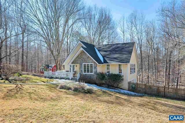 3835 West Dr, CHARLOTTESVILLE, VA 22901 (MLS #614146) :: Real Estate III