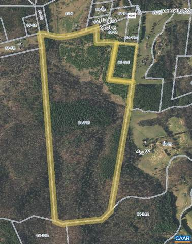 0 Batesville Rd, AFTON, VA 22920 (MLS #614334) :: Jamie White Real Estate