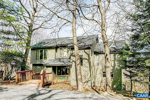 51 Timber Camp Dr, Wintergreen Resort, VA 22967 (MLS #617909) :: Real Estate III