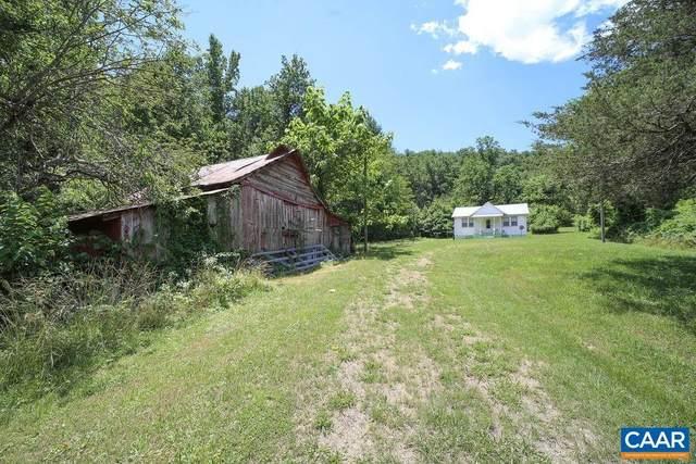 3445 Simmons Gap Rd, FREE UNION, VA 22940 (MLS #618635) :: Jamie White Real Estate