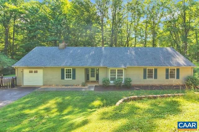 4195 Blue Flint Ln, Earlysville, VA 22936 (MLS #619227) :: Jamie White Real Estate