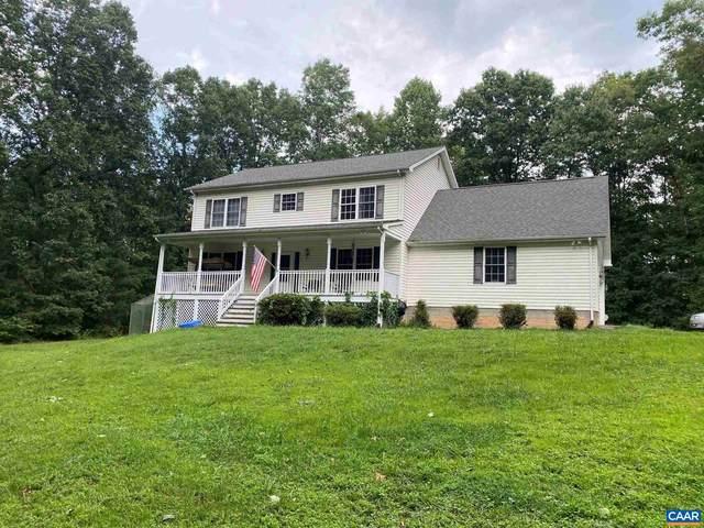 889 Matthew Mill Rd, RUCKERSVILLE, VA 22968 (MLS #621610) :: KK Homes