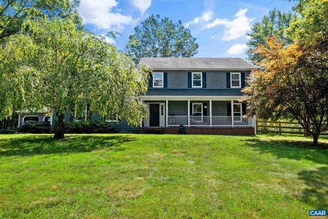 7003 Markwood Rd, Earlysville, VA 22936 (MLS #621617) :: Real Estate III