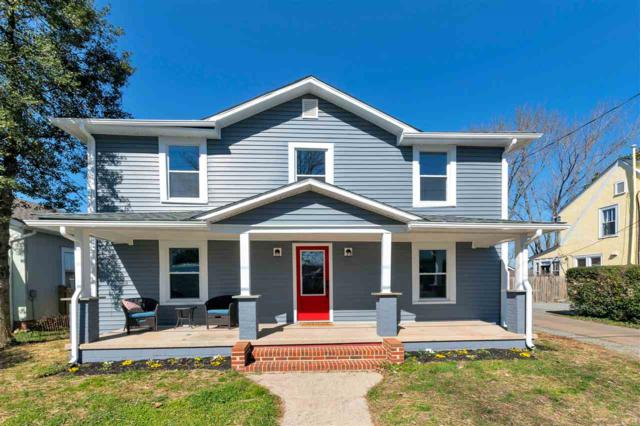 915 Avon St, CHARLOTTESVILLE, VA 22902 (MLS #583506) :: Real Estate III