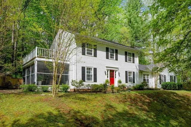722 Broomley Rd, CHARLOTTESVILLE, VA 22901 (MLS #589187) :: Jamie White Real Estate