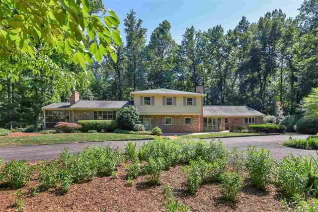 405 Willwood Dr, Earlysville, VA 22936 (MLS #591580) :: KK Homes