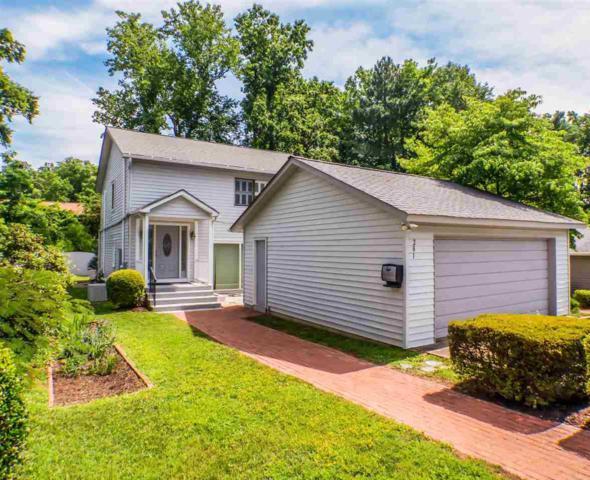 281 Tennis Dr, CHARLOTTESVILLE, VA 22901 (MLS #592445) :: Real Estate III