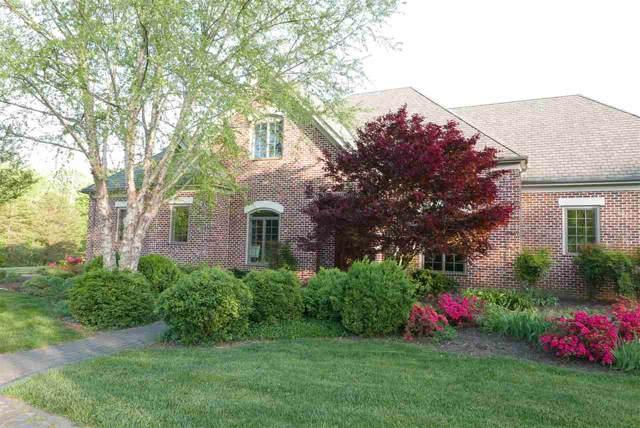 1167 Secretarys Rd, CHARLOTTESVILLE, VA 22902 (MLS #597125) :: Jamie White Real Estate