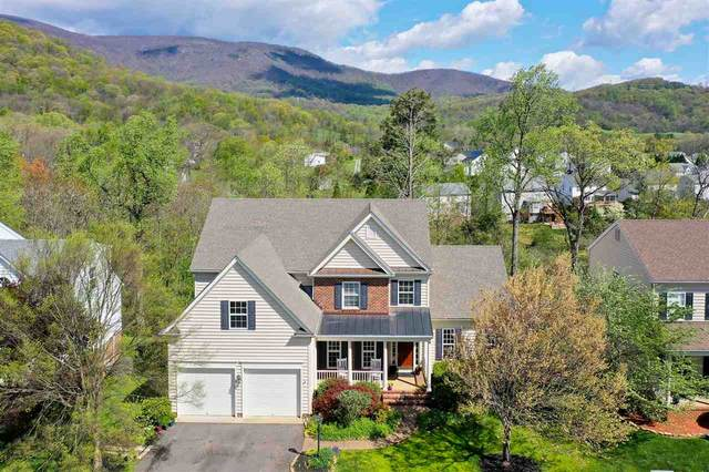 382 Grayrock Dr, Crozet, VA 22932 (MLS #598867) :: KK Homes