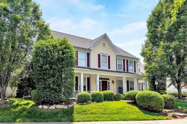 3383 Turnberry Cir, CHARLOTTESVILLE, VA 22911 (MLS #602156) :: Real Estate III