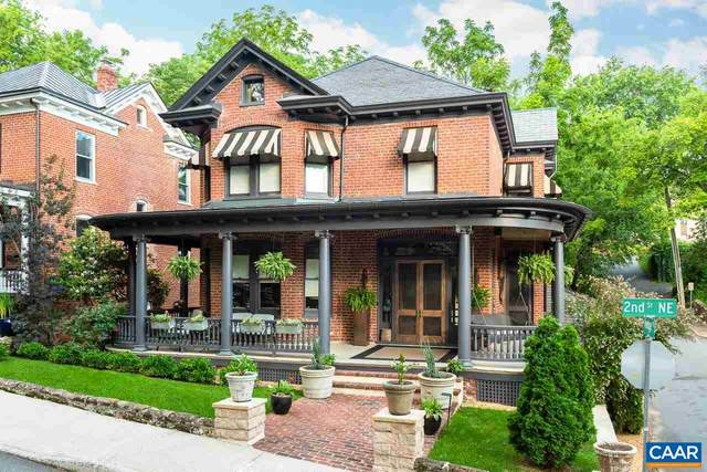 425 NE 2ND ST, CHARLOTTESVILLE, VA 22902 (MLS #605612) :: KK Homes