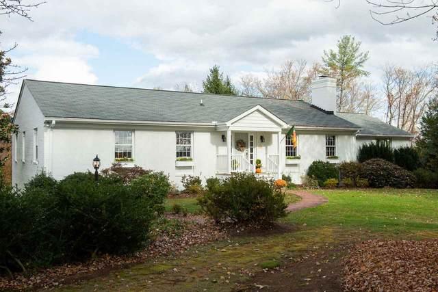 2002 Garth Rd, CHARLOTTESVILLE, VA 22901 (MLS #608041) :: KK Homes