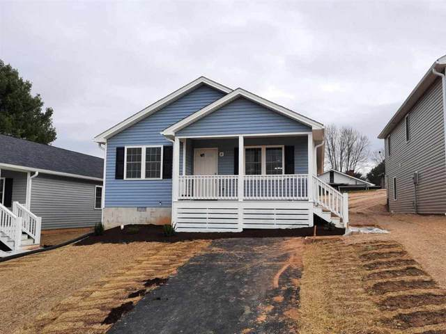 609 C St, STAUNTON, VA 24401 (MLS #610300) :: KK Homes