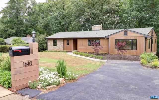 1610 Westwood Rd, CHARLOTTESVILLE, VA 22903 (MLS #614701) :: Real Estate III
