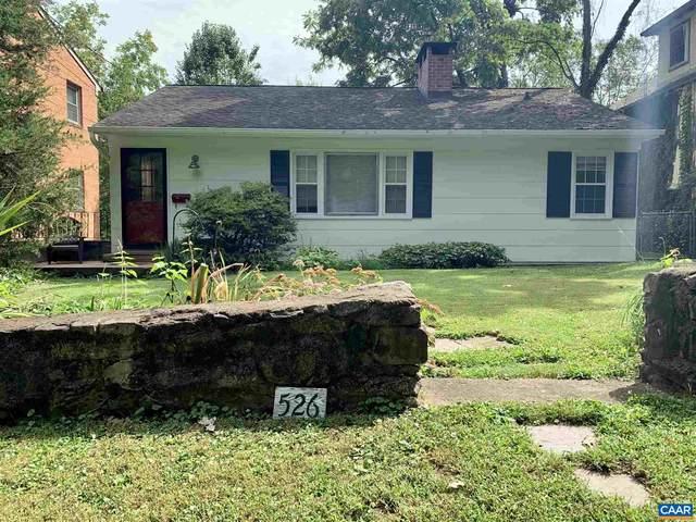 526 8TH ST, CHARLOTTESVILLE, VA 22902 (MLS #622771) :: KK Homes