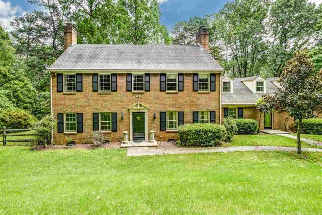 110 S Indian Spring Rd, CHARLOTTESVILLE, VA 22901 (MLS #584386) :: Real Estate III