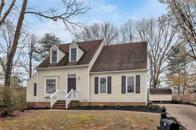 1521 Shadow Oaks Pl, CHARLOTTESVILLE, VA 22901 (MLS #588399) :: Jamie White Real Estate