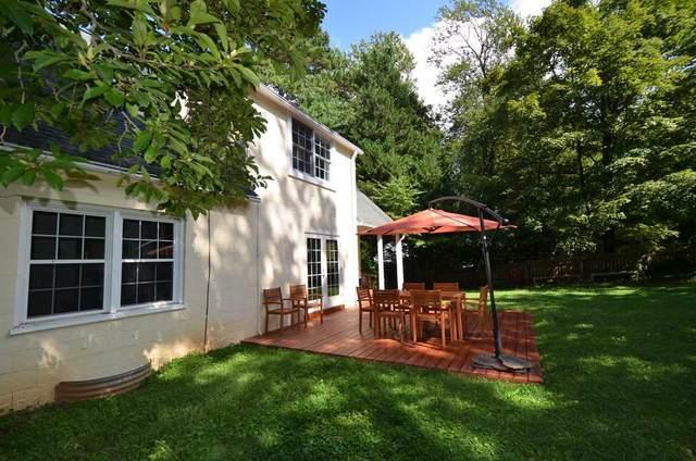 1848 Winston Rd, CHARLOTTESVILLE, VA 22903 (MLS #589925) :: Real Estate III