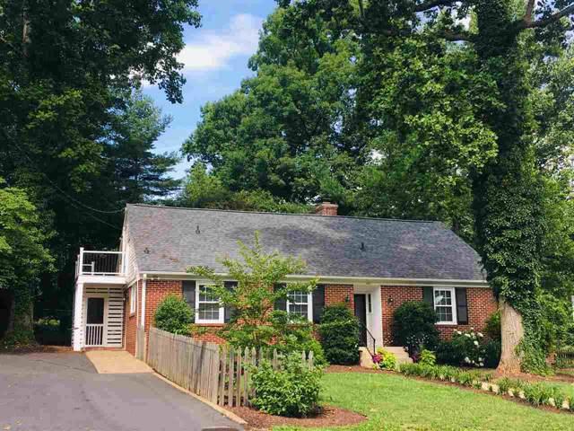 104 Lewis Mountain Cir, CHARLOTTESVILLE, VA 22903 (MLS #592118) :: Jamie White Real Estate