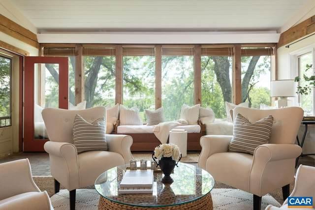 3450 Ridge Rd, CHARLOTTESVILLE, VA 22901 (MLS #610716) :: Jamie White Real Estate