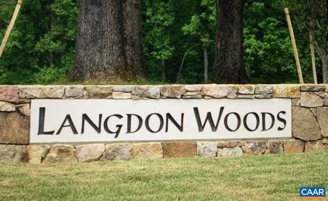 Lot 11 Langdon Woods Dr #11, DYKE, VA 22935 (MLS #591221) :: Real Estate III