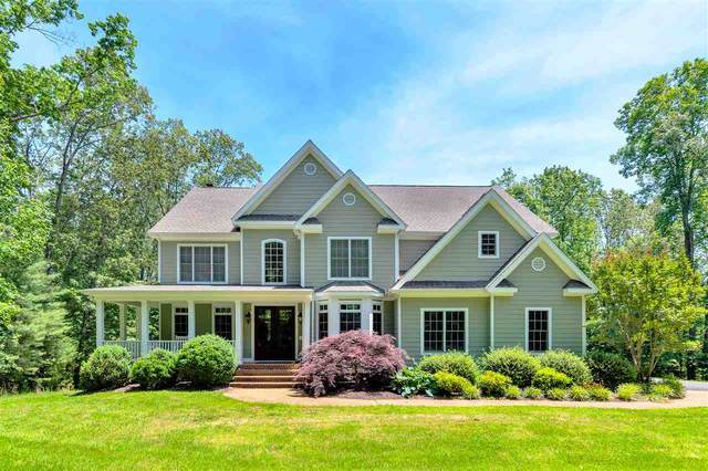 668 Spring Forest Ln, Earlysville, VA 22936 (MLS #599876) :: Jamie White Real Estate