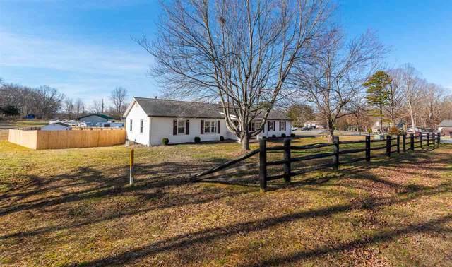 131 Beagle Gap Run, WAYNESBORO, VA 22980 (MLS #599933) :: KK Homes