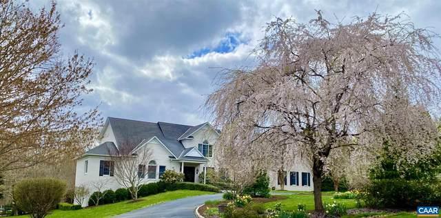 960 Turner Mountain Rd, CHARLOTTESVILLE, VA 22903 (MLS #601090) :: Jamie White Real Estate