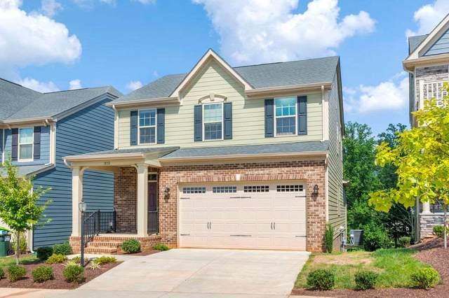 1833 Glissade Ln, CHARLOTTESVILLE, VA 22911 (MLS #607154) :: KK Homes