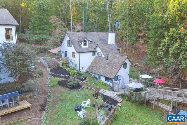 305 Gillums Ridge Rd, CHARLOTTESVILLE, VA 22901 (MLS #609562) :: Real Estate III
