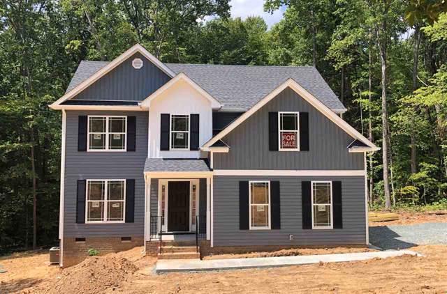 345 Richardson Dr, LOUISA, VA 23093 (MLS #581847) :: Real Estate III