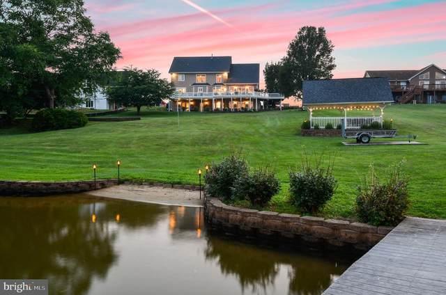 6749 Lake Pointe Dr, MINERAL, VA 23117 (MLS #36226) :: Kline & Co. Real Estate