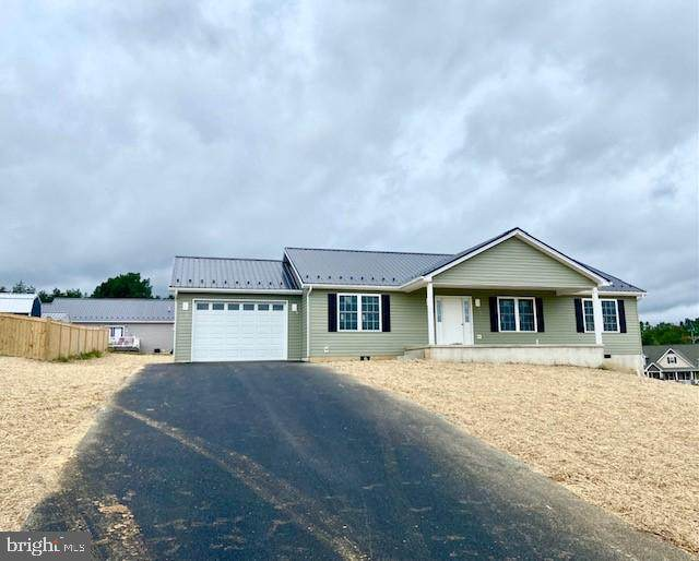 225 W Wanda St, Stanley, VA 22851 (MLS #36659) :: Kline & Co. Real Estate