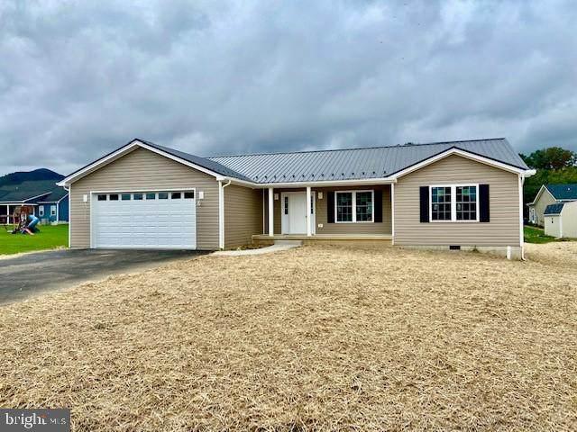 133 W Wanda St, Stanley, VA 22851 (MLS #38156) :: Kline & Co. Real Estate
