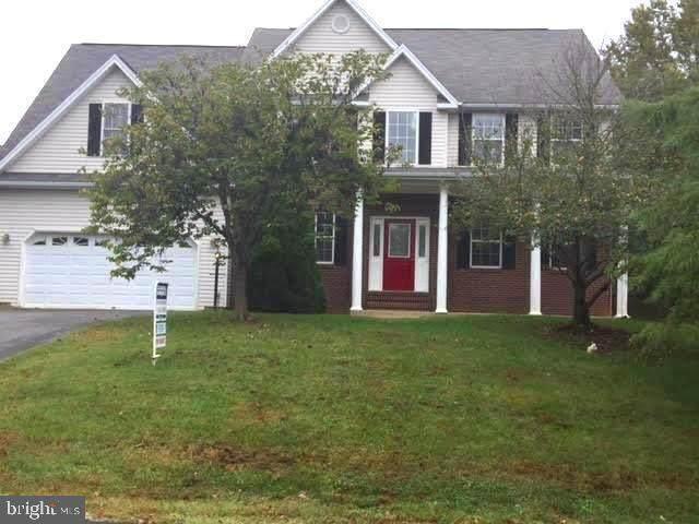 6813 Lakeridge Dr, FREDERICKSBURG, VA 22407 (MLS #38515) :: Kline & Co. Real Estate
