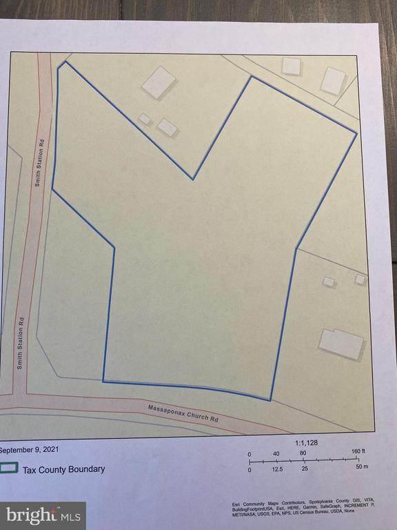 Massaponax Church Rd, FREDERICKSBURG, VA 22407 (MLS #38863) :: Kline & Co. Real Estate