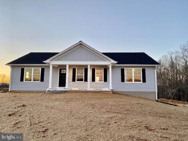13084 Stonehouse Mountain Rd, CULPEPER, VA 22701 (MLS #38865) :: KK Homes