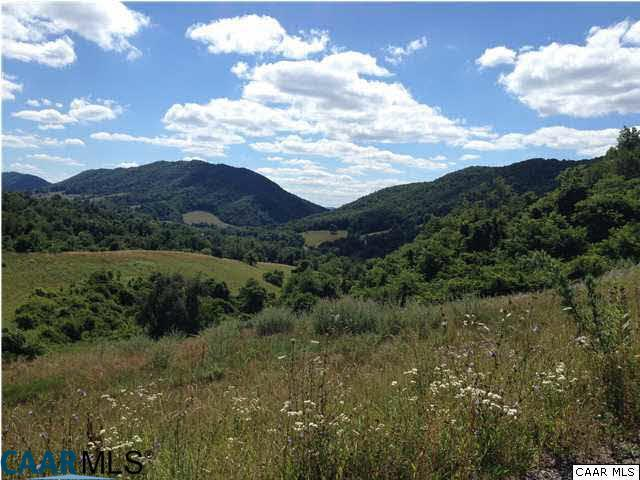Us Hwy 220 Wsf01, Warm Springs, VA 24484 (MLS #560757) :: Jamie White Real Estate