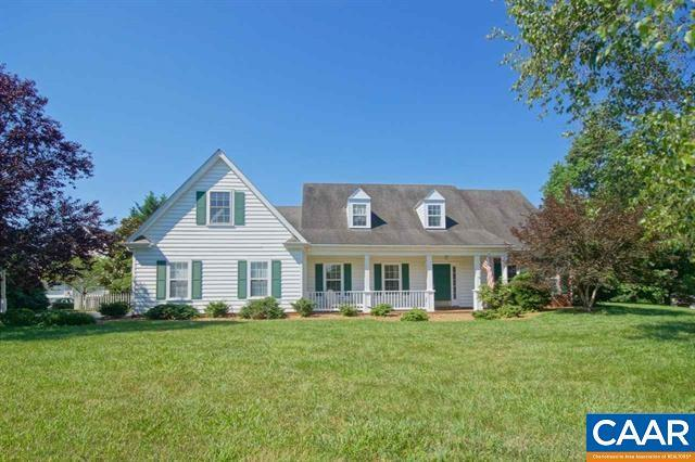 5073 Spring Cove Ct, Crozet, VA 22932 (MLS #568892) :: Strong Team REALTORS