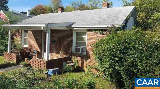 905 SE 6TH ST, CHARLOTTESVILLE, VA 22902 (MLS #568949) :: Strong Team REALTORS