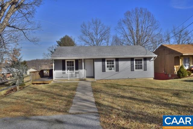 1519 4TH ST, WAYNESBORO, VA 22980 (MLS #570770) :: Strong Team REALTORS